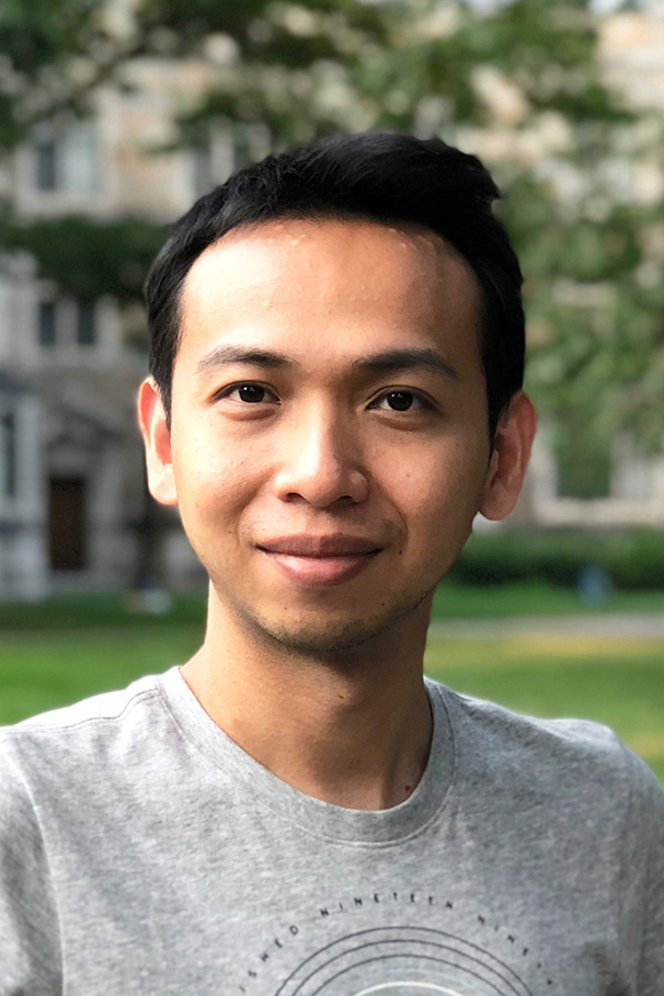 CY Chen | PhD Candidate | Computer Science @ University of Illinois